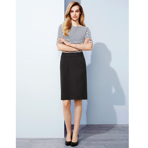 The Cool Stretch Pleat Skirt | Ladies