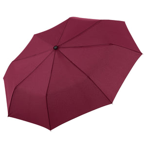The Umbra Boutique Compact Umbrella | Burgundy