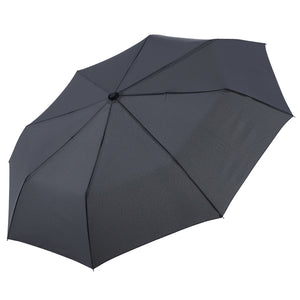 The Umbra Boutique Compact Umbrella | Grey