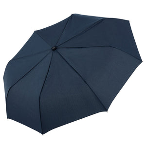 The Umbra Boutique Compact Umbrella | Navy