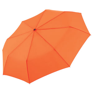 The Umbra Boutique Compact Umbrella | Orange