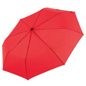 The Umbra Boutique Compact Umbrella | Red