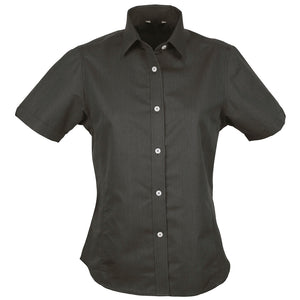 The Empire Shirt | Ladies | Short Sleeve | Charcoal/Grey