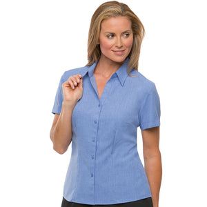The Ezylin | Ladies | Short Sleeve | Blue
