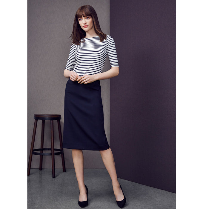 The Cool Wool Relaxed Skirt | Ladies
