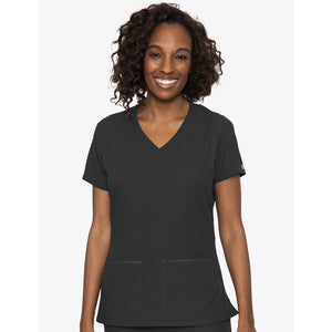 Insight Side Pocket Top | Black