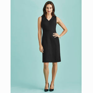 The Cool Stretch Dress | V Neck