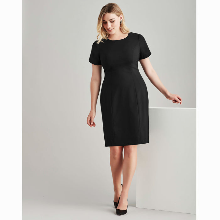 The Cool Wool Dress | Short Sleeve