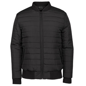 The Puffer Bomber | Adults | Black