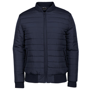 The Puffer Bomber | Adults | Navy