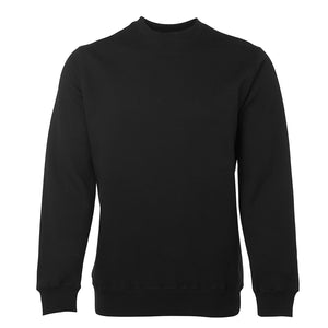 The Fleece Jumper | Mens | Black