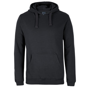 Pop Over Hoodie | Black Marle