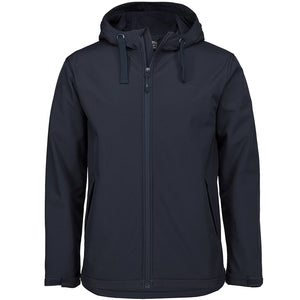 The Hooded Softshell Jacket | Adults | Navy