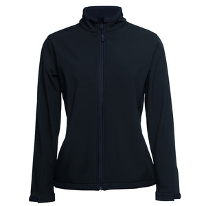 The Contrast Softshell Jacket | Ladies | Navy