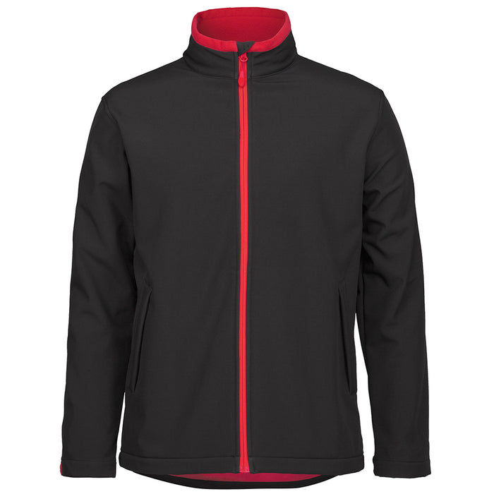 The Contrast Softshell Jacket | Mens