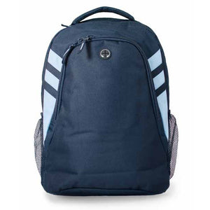 The Tasman Backpack | Navy/Sky