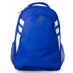 The Tasman Backpack | Royal/White