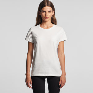 The Maple Organic Tee | Ladies | Short Sleeve