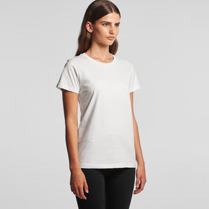 The Maple Tee | Ladies | Short Sleeve