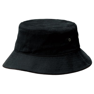 The Sandwich Brim Bucket Hat | Adults | Black