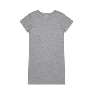 The Mika Dress | Ladies | Short Sleeve | Grey Marle