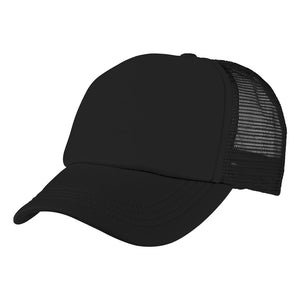 The Foam Mesh Trucker | Adults | Black