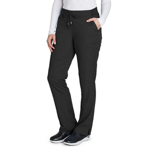 6 Pocket Pant | Greys Anatomy | Black