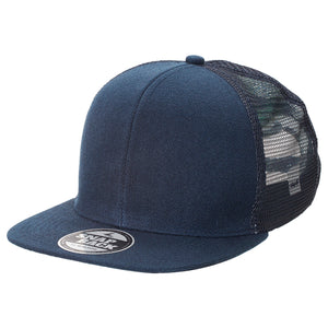 The Snapback Trucker Cap | Adults | Navy