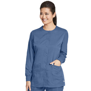4 Pocket Warm Up Scrub Top | Greys Anatomy | Ciel