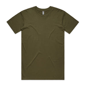 The Staple Tee | Mens | Army