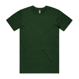 The Staple Tee | Mens | Forest Green