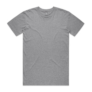 The Staple Organic Tee | Mens | Short Sleeve | Grey Marle