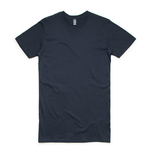 The Tall Tee | Mens | Short Sleeve | Navy