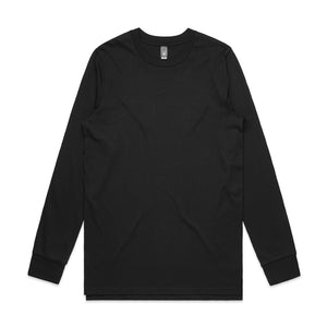 The Base Tee | Mens | Long Sleeve | Black