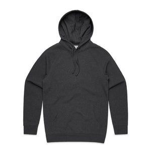 The Supply Hood | Mens | Asphalt Marle