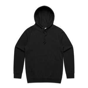 The Supply Hood | Mens | Black