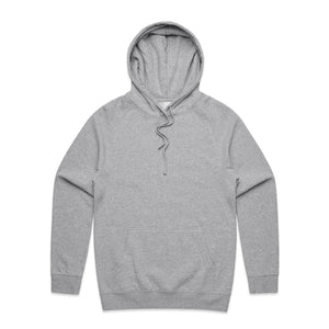 The Supply Hood | Mens | Grey Marle