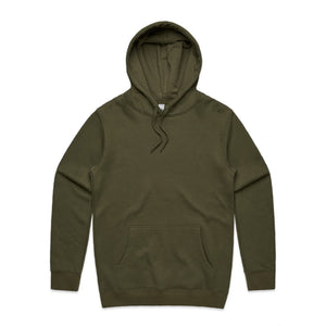 The Stencil Hood | Adults | Pullover | Army