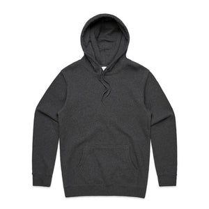 The Stencil Hood | Adults | Pullover | Asphalt Marle