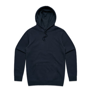 The Stencil Hood | Adults | Pullover | Navy