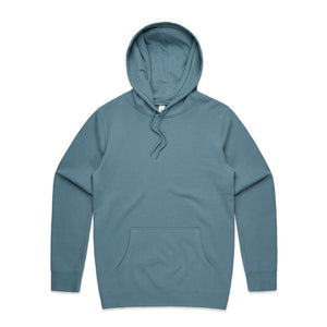 The Stencil Hood | Adults | Pullover | Slate Blue