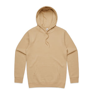 The Stencil Hood | Adults | Pullover | Tan