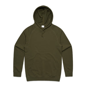 The Premium Hoodie | Adults | Pullover | Army