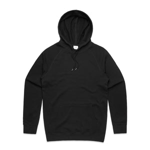 The Premium Hoodie | Adults | Pullover | Black