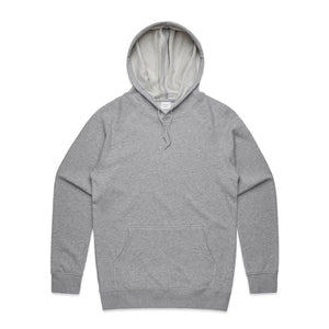 The Premium Hoodie | Adults | Pullover | Grey Marle