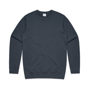 The Premium Crew Jumper | Adults | Petrol Blue
