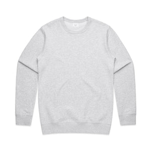The Premium Crew Jumper | Adults | White Marle