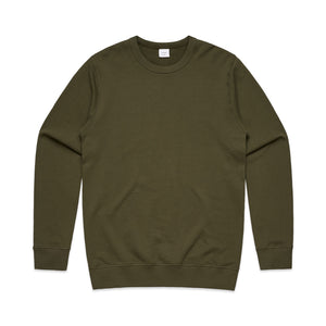 The Premium Crew Jumper | Adults | Army