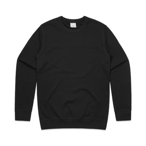 The Premium Crew Jumper | Adults | Black