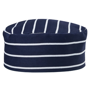The Chefs Cap | Adults | Navy/White